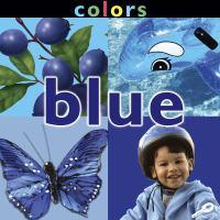 Colores, Azul