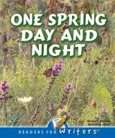One Spring Day and Night