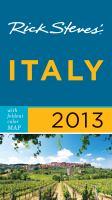 Rick Steves' Italy, 2013