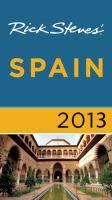 Rick Steves' Spain, 2013