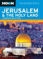 Jerusalem & the Holy Land, [2014]
