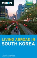 Living Abroad in South Korea