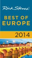 Rick Steves' Best of Europe 2014