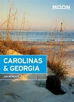 Moon Carolinas & Georgia