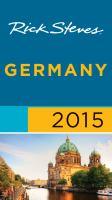 Rick Steves' Germany 2015