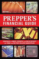 Prepper's Financial Guide