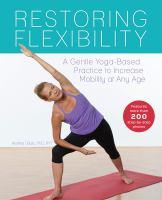 Image: Restoring Flexibility