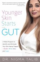Younger Skin Starts in the Gut