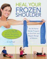 Heal your Frozen Shoulder
