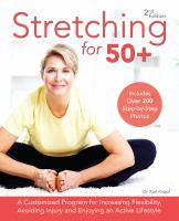 Image: Stretching for 50+