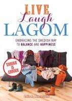 Live Laugh Lagom