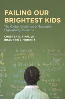 Failing Our Brightest Kids