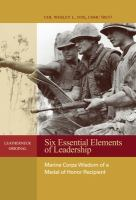 Six Essential Elements of Leadership