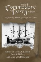 With Commodore Perry to Japan