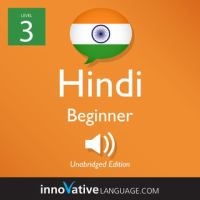 Learn Hindi - Level 3: Beginner Hindi