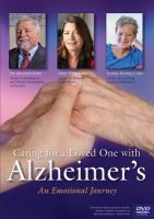 Caring for A Loved One With Alzheimer's