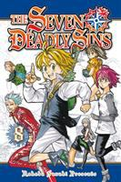 The Seven Deadly Sins, [vol.] 08