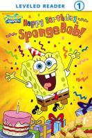 Happy Birthday, SpongeBob!