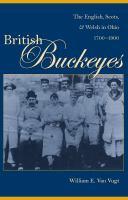 British Buckeyes