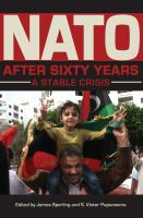 NATO After Sixty Years