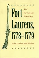 Fort Laurens, 1778-1779