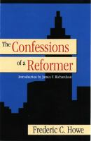 The Confessions of A Reformer