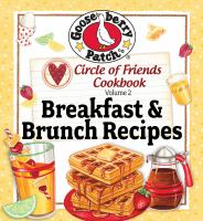 Circle of Friends 25 Breakfast and Brunch Recipes