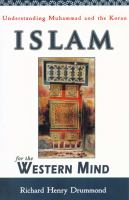 Islam for the Western Mind
