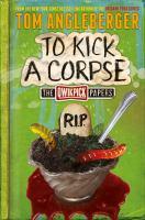 To Kick A Corpse