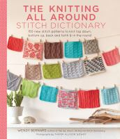 Image: The Knitting All Around Stitch Dictionary