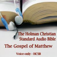 The Holman Christian Standard Audio Bible