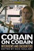 Cobain on Cobain