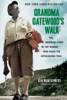 Grandma Gatewood's Walk cover