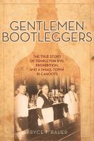 Gentlemen Bootleggers