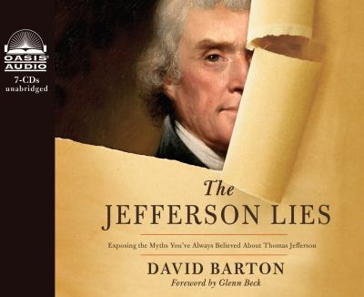 Cover image for The Jefferson Lies
