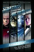 Star Trek, the Next Generation / Doctor Who