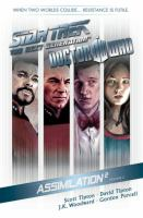 Star Trek the Next Generation, Doctor Who Assimilation 2
