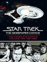 Star Trek, The Newspaper Comics