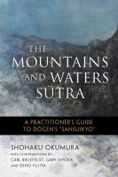 The Mountains and Waters Sūtra