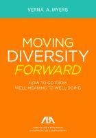Moving Diversity Forward