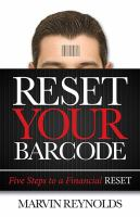 Reset your Barcode