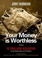 Your Money Is Worthless