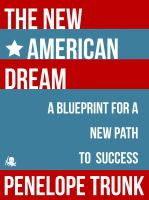 The New American Dream