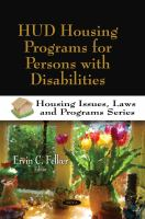 HUD Housing Programs for Persons With Disabilities