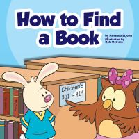 How to Find A Book