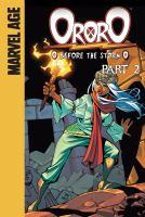 Ororo : Before the Storm