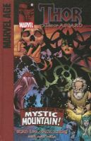 The Quest for the Mystic Mountain!