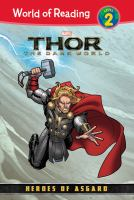 Thor, the Dark World