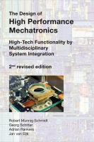 The Design of High Performance Mechatronics - 2nd Revised Edition