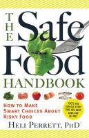 The Safe Food Handbook